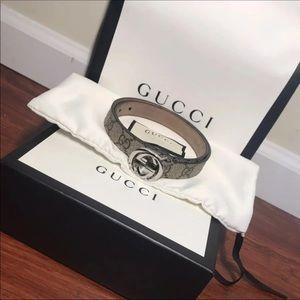 Children's authentic Gucci belt